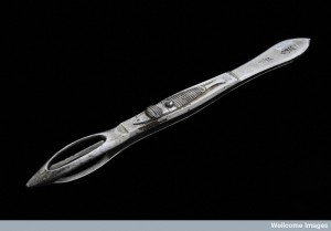 Artery forceps, Paris, France, 1831-1870