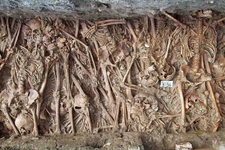 Plague pit